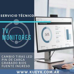 Reparacion Tv y Monitores